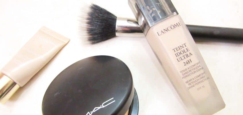Lancome 24 Hour Foundation- Teint Idole Review