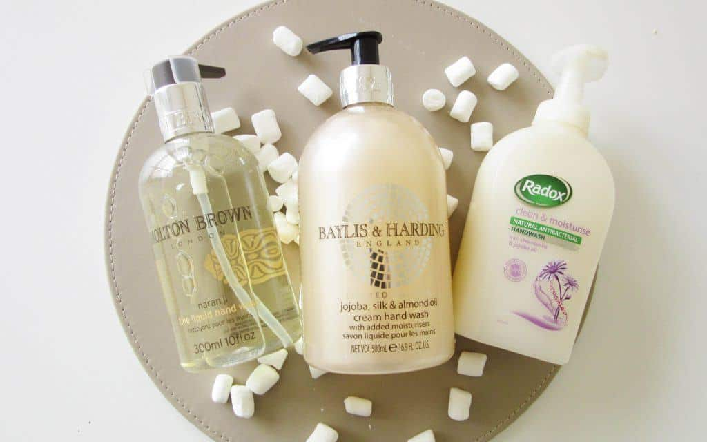 Liquid hand soap review