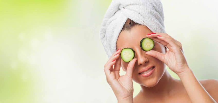 How to remove dark circles around your eyes