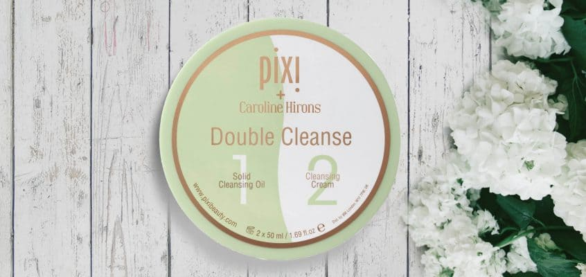 Caroline Hirons Double Cleanse by Pixi Review