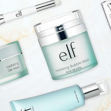 Elf Cosmetics – Hydrating Bubble Mask