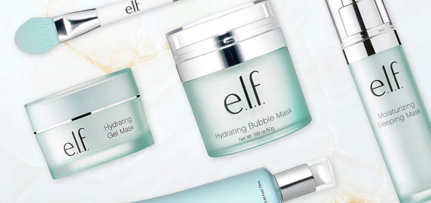 Elf Cosmetics – Hydrating Bubble Mask