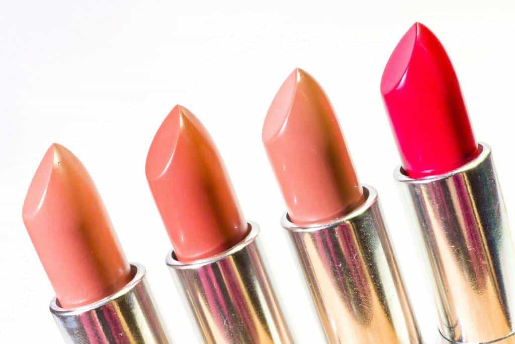 lipstick as blush