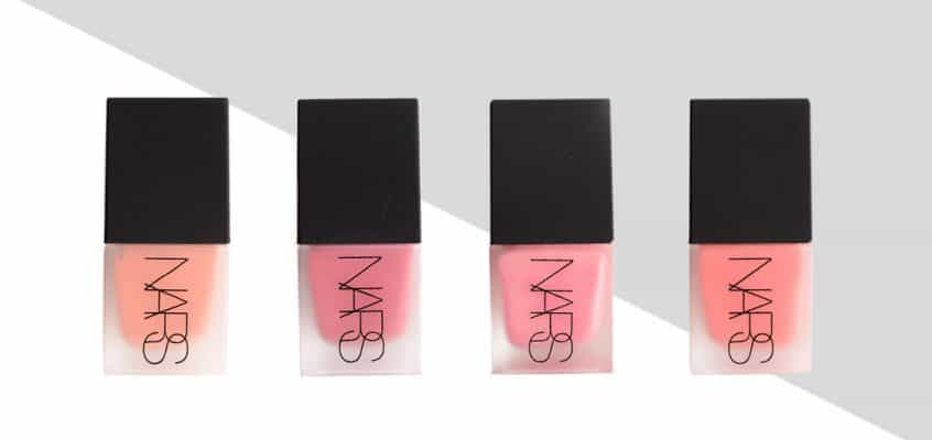 NARS Liquid Blush Review- Best Liquid Blush?