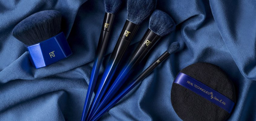 The New Real Techniques PowderBleu Collection