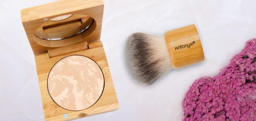 Antonym Certified Organic Baked Foundation