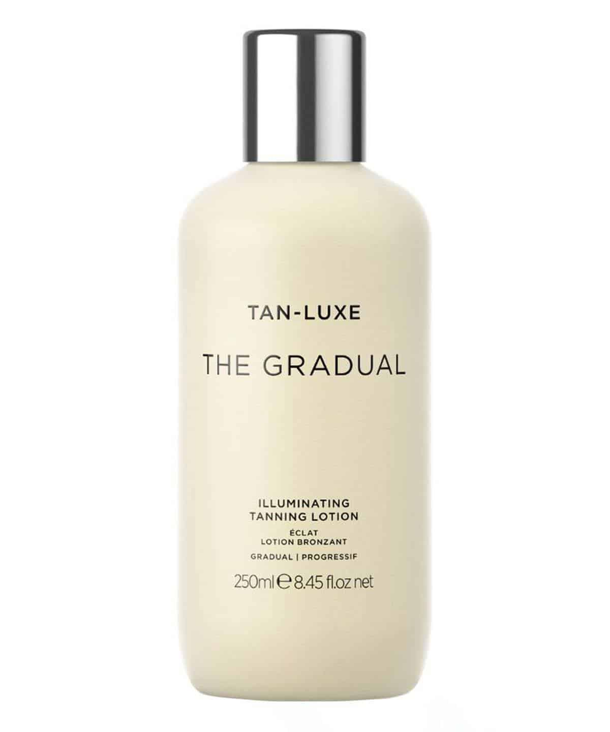 tan-luxe illuminating tan lotion