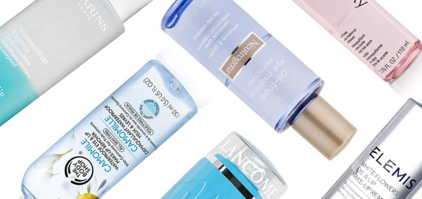 Top Rated Eye Makeup Removers for Sensitive Skin