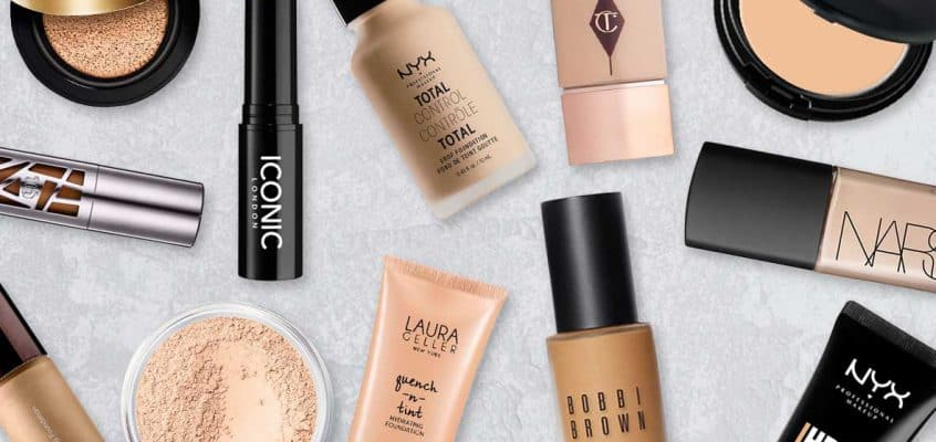 5 Tips To Help You Find Your Foundation Colour Online