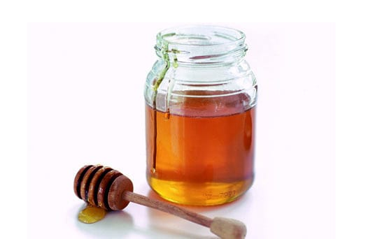 honey for hair mask