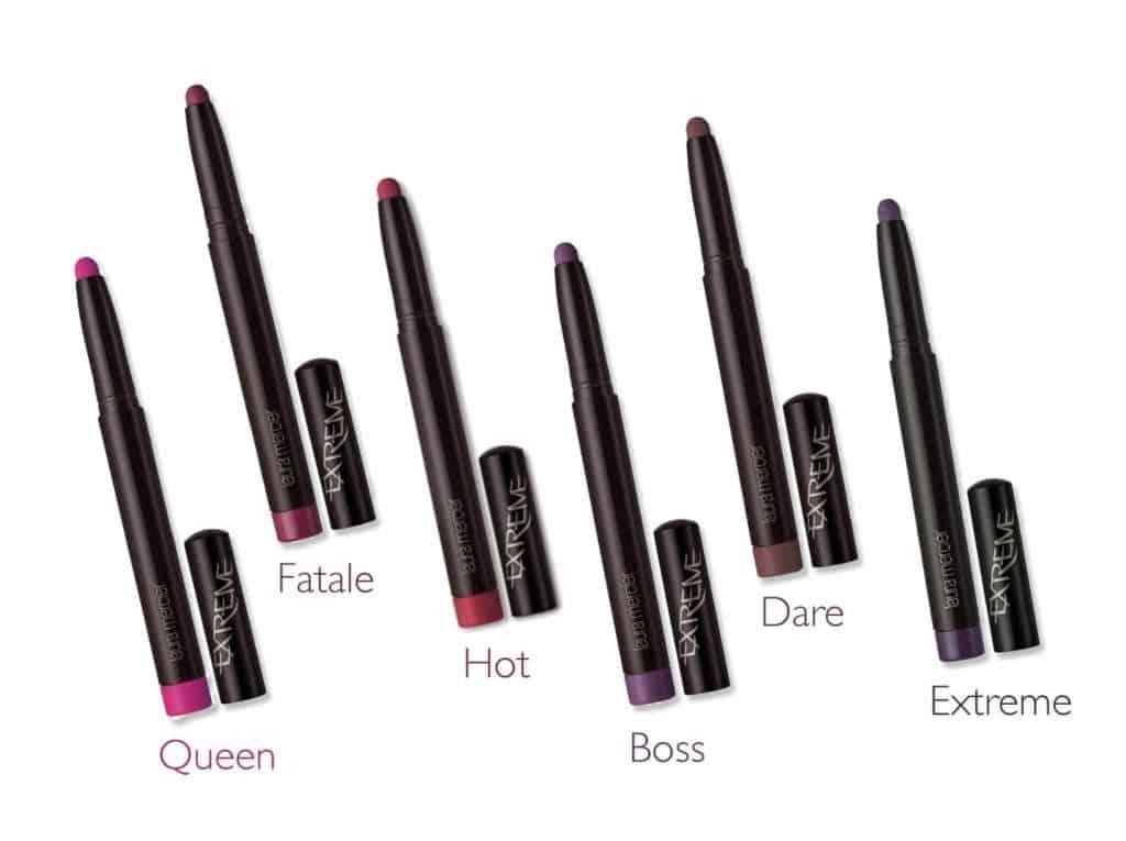 dark pinks & purples