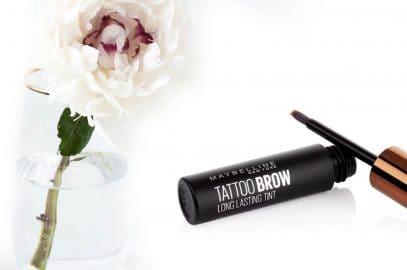 maybelline eyebrow tint