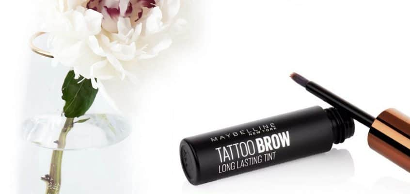 Maybelline Eyebrow Tint- Testing the Eyebrow Tattoo