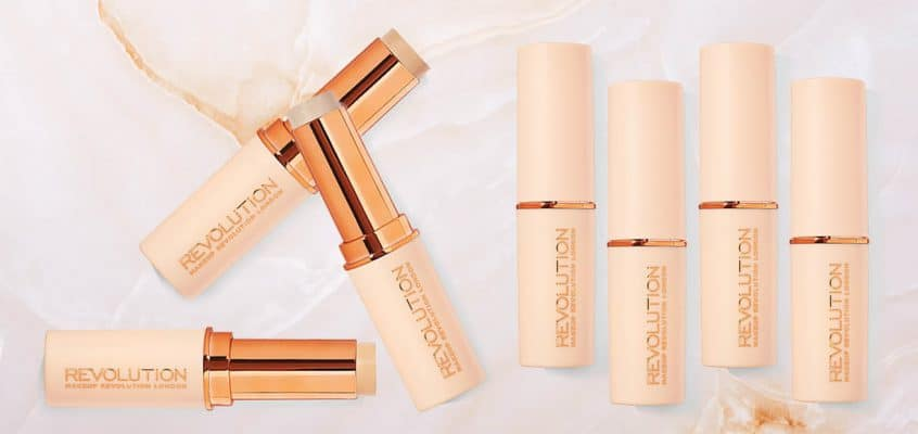 Makeup Revolution New Fast Base Foundation Stick