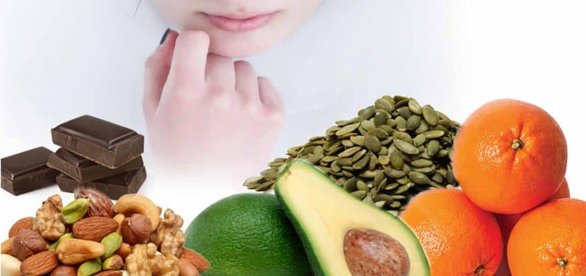 the best food for healthy skin