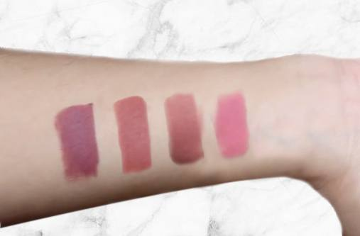 Anastasia Beverly Hills mini lipsticks nude