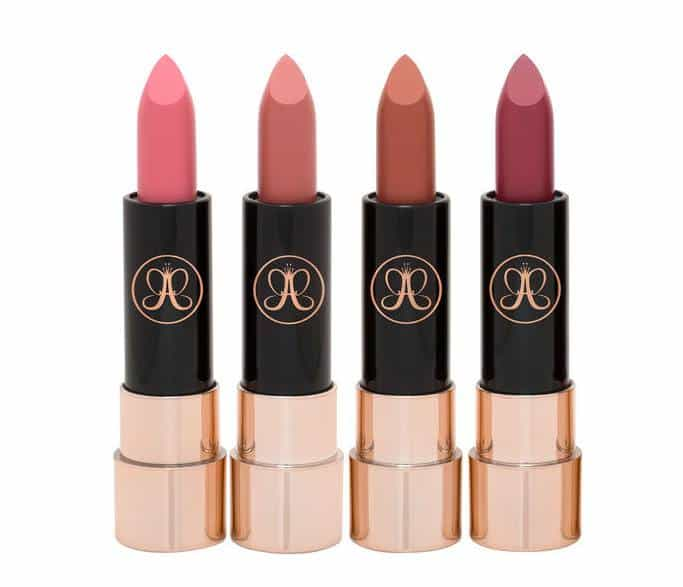 Mini Matte Lipstick Set- nudes