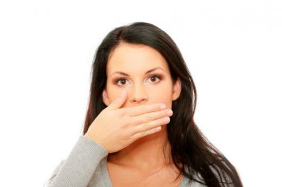 how to kill bad breath quickly