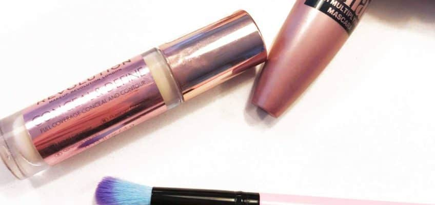 Makeup Revolution Conceal and Define- You need this!
