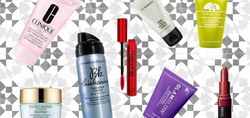 Estee Lauder Game Face Beauty Box - GLAMGLOW, Bobbi Brown, MAC and more
