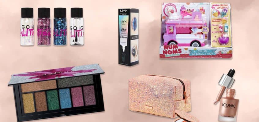 Get Insanely Beautiful with Glitter during this Holiday Season