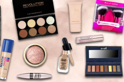 Top 10 Makeup Buys Under £10