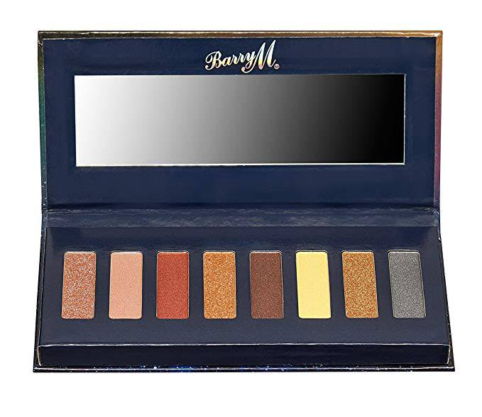 barry m meteor eyeshadow palette