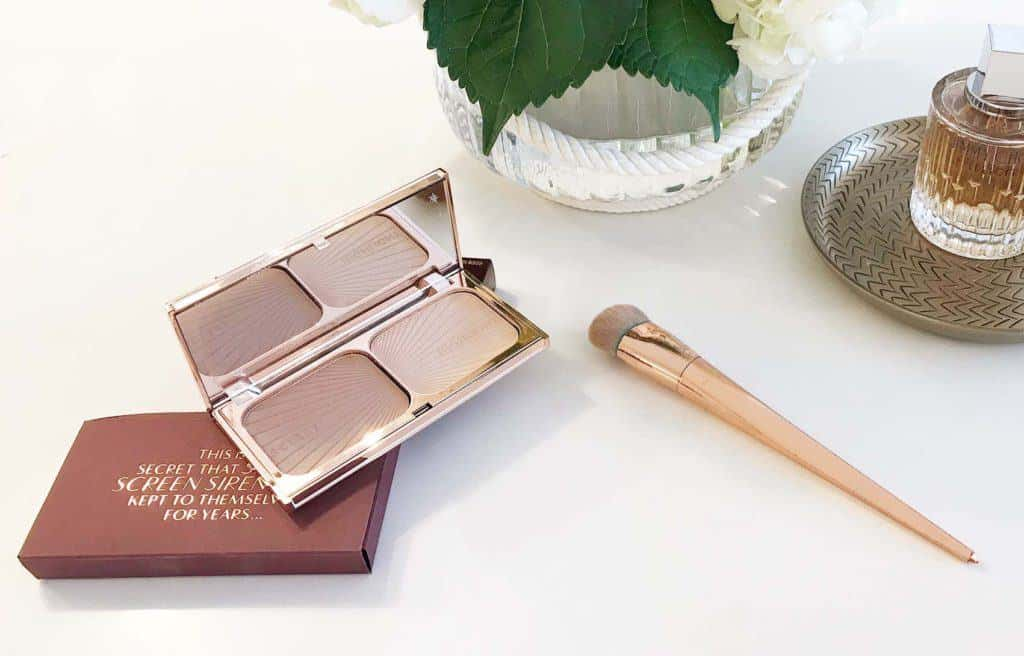 Get High Cheekbones with Charlotte Tilbury