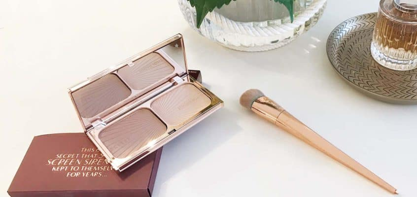 Get High Cheekbones with Charlotte Tilbury's Filmstar Bronze & Glow