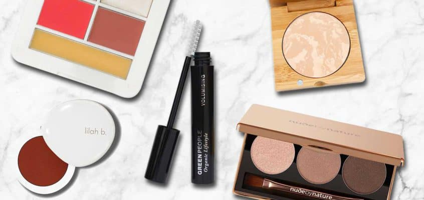 Best Chemical-Free Makeup Brands