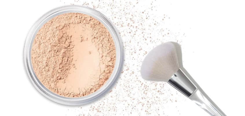 What is Baking in Makeup?