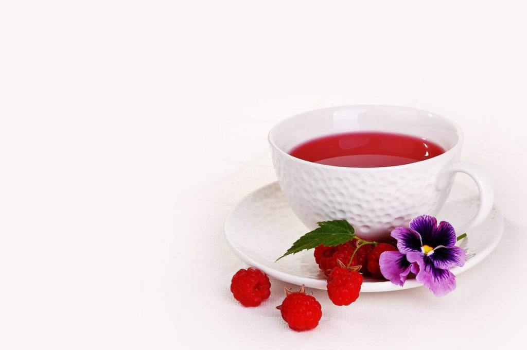 raspberry tea good for periods