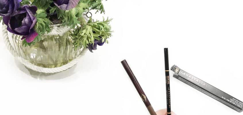 Makeup Monday: Anastasia Brow Wiz vs Charlotte Tilbury Brow Lift