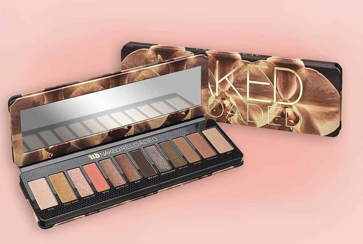 Makeup Monday The New Urban Decay Naked Palette- Naked Reloaded - Beauty With Hollie-7252