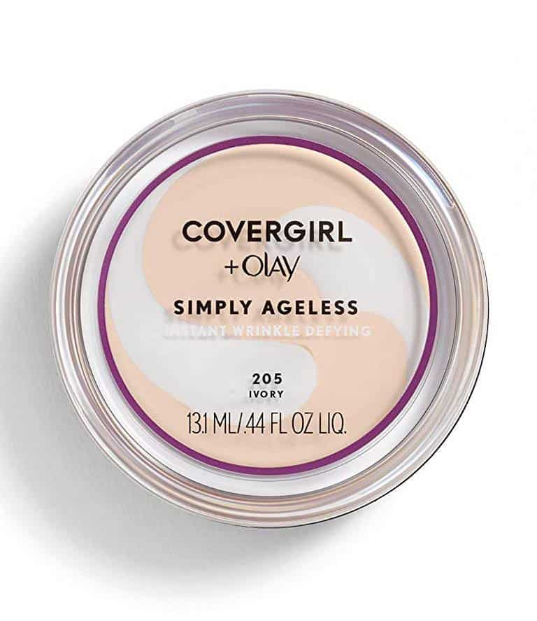 COVERGIRL & Olay Simply Ageless Instant Wrinkle Defying Foundation