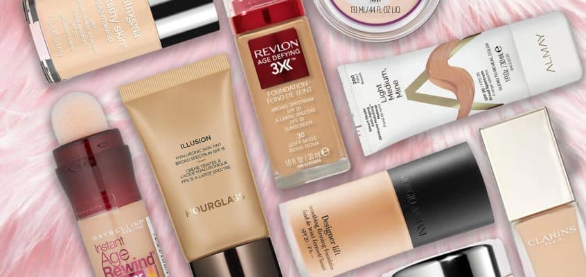 The Best Foundation for Aging Skin in 2019