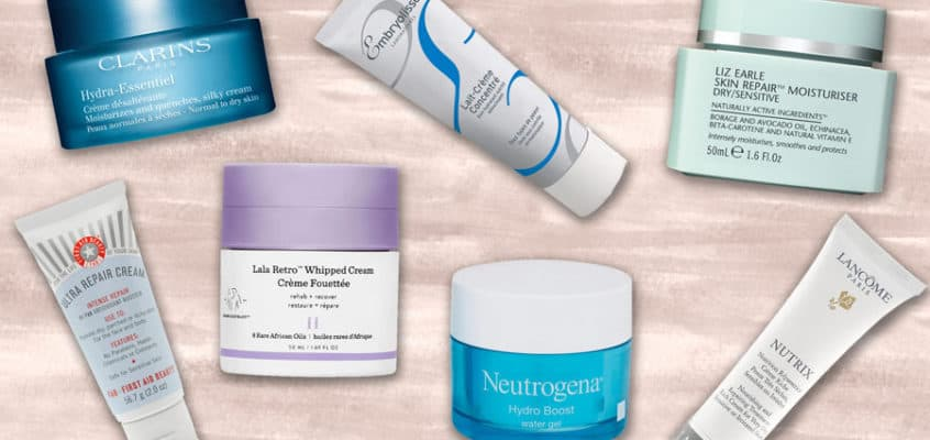 Best Moisturisers for Dry Skin in 2019