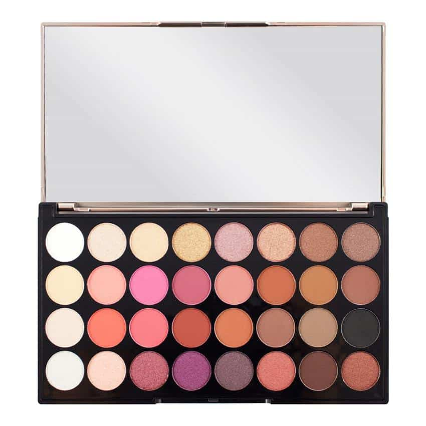 Revolution Ultra 32 Flawless 4 Eyeshadow Palette
