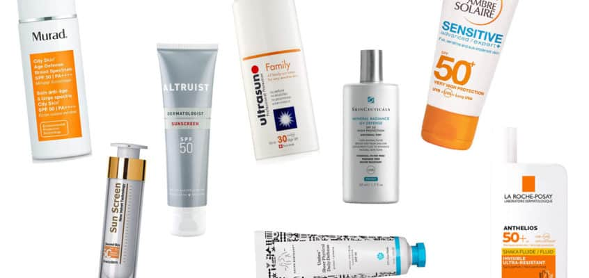 The Best Sunscreen for Sensitive Skin in 2021