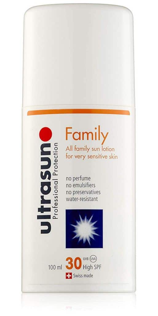 ultrasun Family All Family Sun Lotion