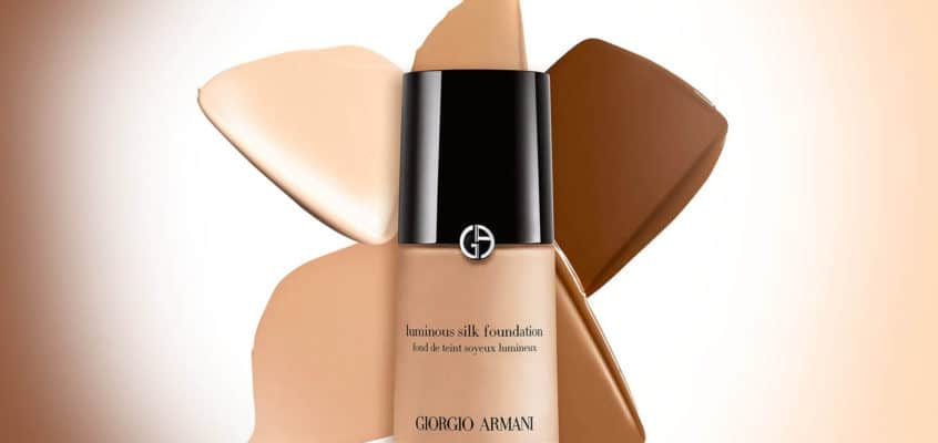 Why Giorgio Armani Luminous Silk Foundation is a Must-Have