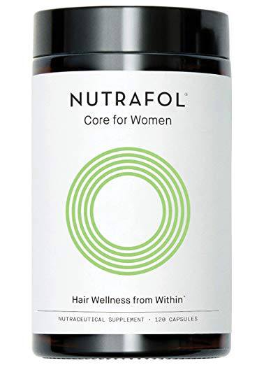 Take Nutrafol for hair growth