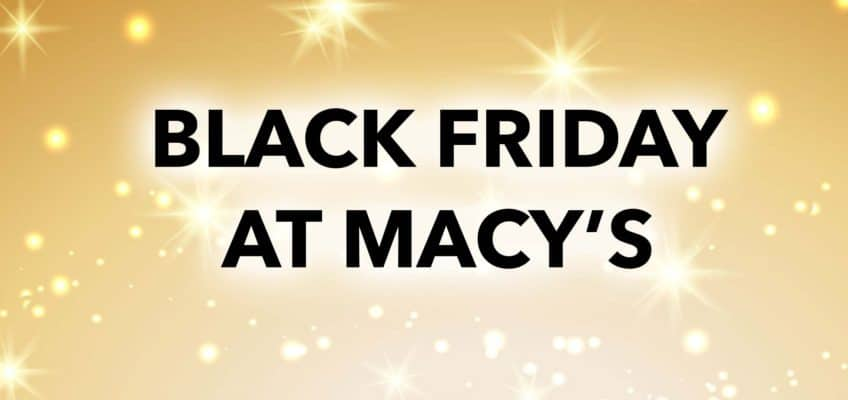 Black Friday Deals at Macys for Makeup & Beauty Lovers