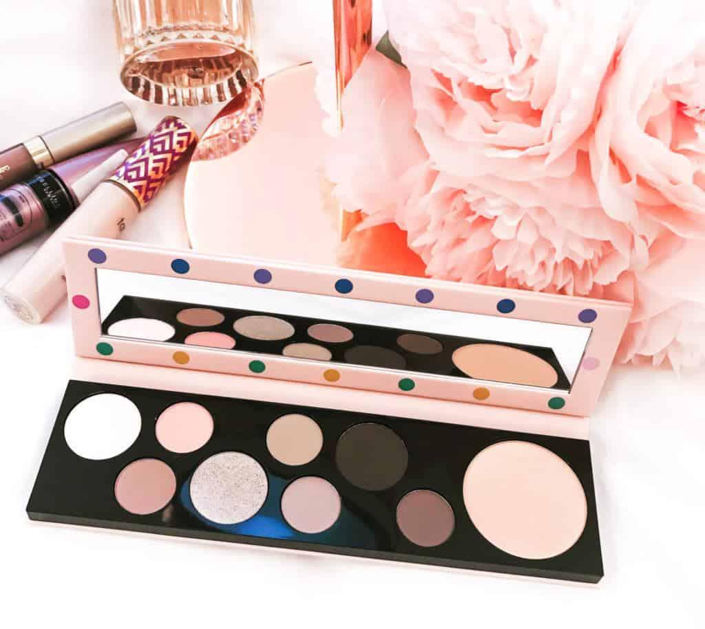 mac cosmetics eyeshadow palette review