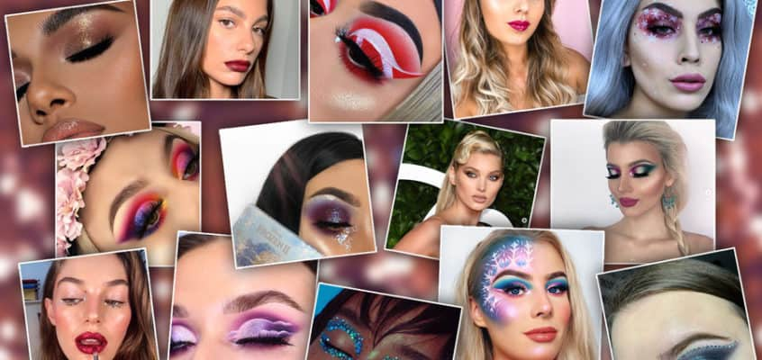 Festive Makeup Looks That Will Inspire You This Christmas