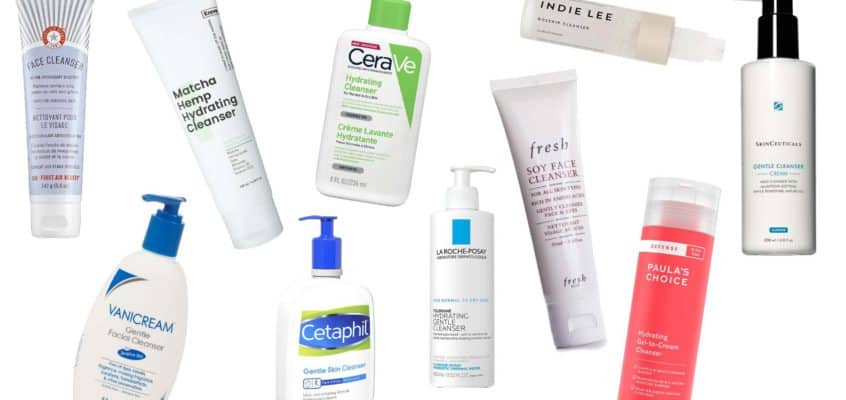 10 Best Facial Cleansers for Sensitive Skin 2021