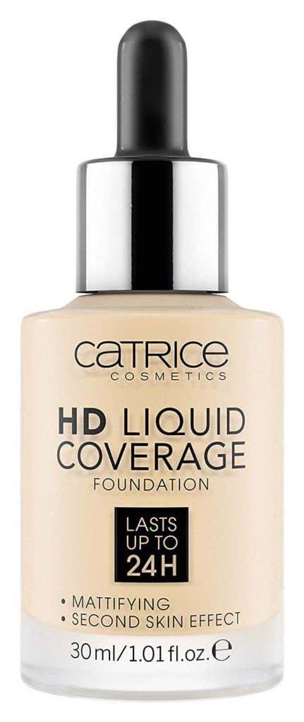 Catrice HD Liquid Foundation