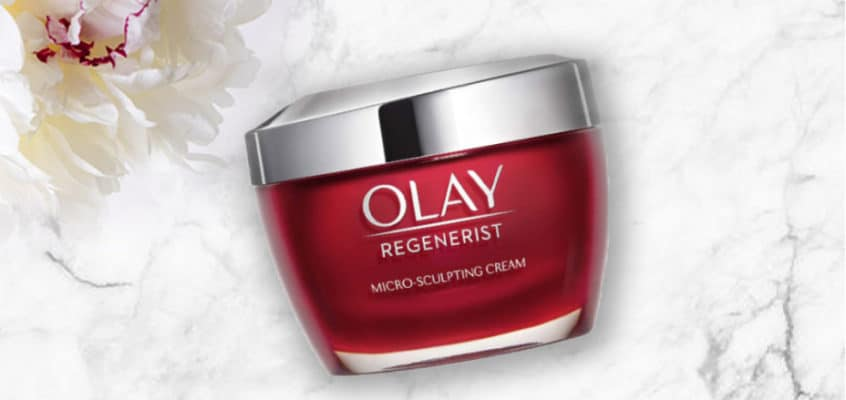 Is this the Best Drugstore Moisturiser? Olay Regenerist Micro-sculpting Cream Face Moisturizer Review