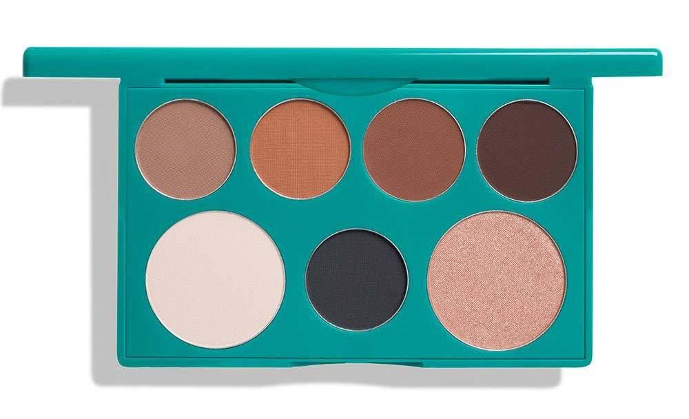 Thrive Causemestics Perfect Eye Palette Warm Neutrals