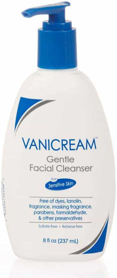 Vanicream Gentle Facial Cleanser